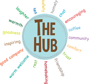 Hub Logo - Outline