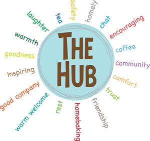 Hub Logo - Outline